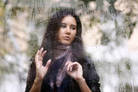Kiss the rain Stock fotó