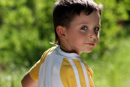 little boy Stock fotó
