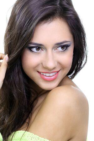 Glamour portrait of beautiful woman Stock Photo - 14273169