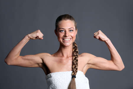 strength of women in her weakness photo