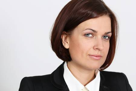 Portrait of a successful middle aged business woman Stock Photo - 15653972