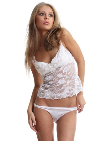 underclothes: Sexy underwear model