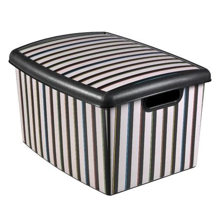 Plastic box isolated on white background Stock Photo - 17645875