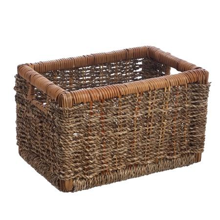 homeware: A lifetime coconut basket Stock Photo