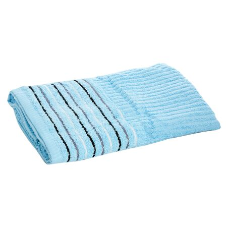 terry towel on a white background Stock Photo - 17636647