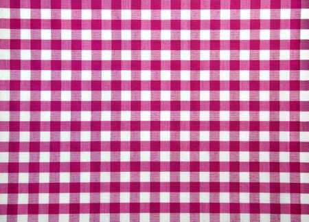 radiant: radiant orchid and white checkered fabric as background texture