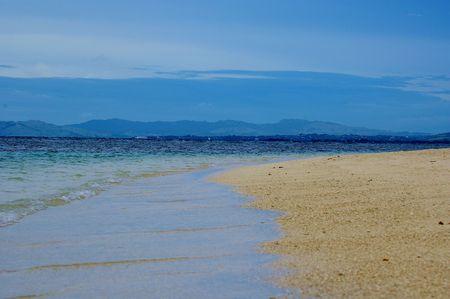 bounty: Bounty Island Sand Stock Photo