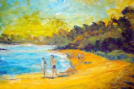 copyright: original oil painting on canvas for giclee, background or concept copyright from from the photographer