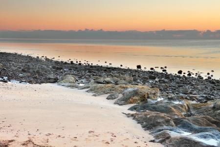 dugong Moreton Bay Marine Park hdr australian brisbane beach Stock Photo - 13633945