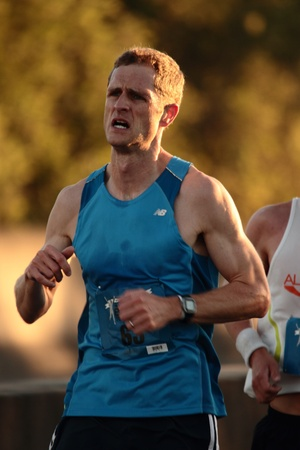 BRISBANE, AUSTRALIA - SEPTEMBER 02 : Philip Bradshaw participating in the