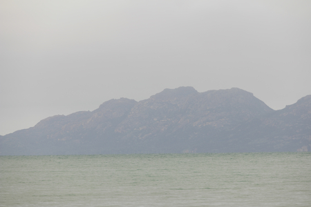 freycinet national park over the water  via coles bay