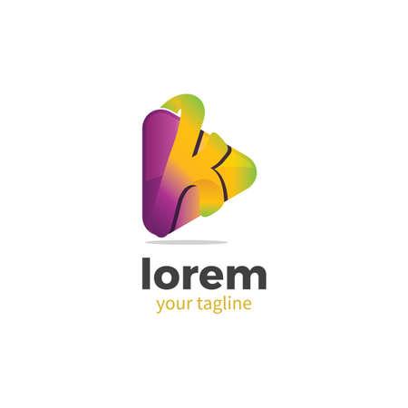 k media logo