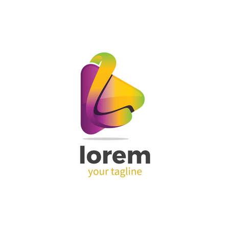 l メディアのロゴ
