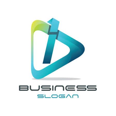 lettre moderne i logo
