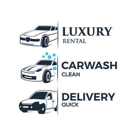 Car Services Logo.