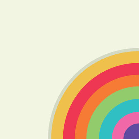 rainbow: Rainbow Background.