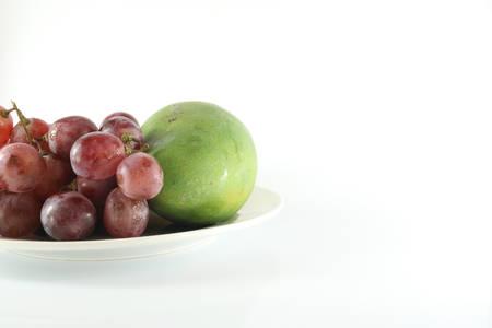 grape & mango