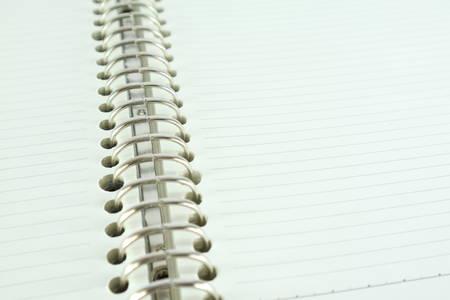 Spiral book Archivio Fotografico