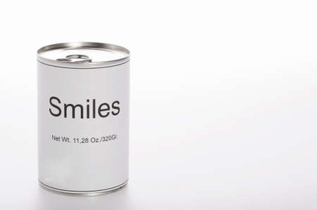 canned smiles
