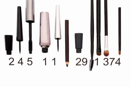 makeup bar code