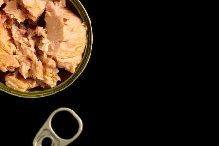 sardine can: canned seafood