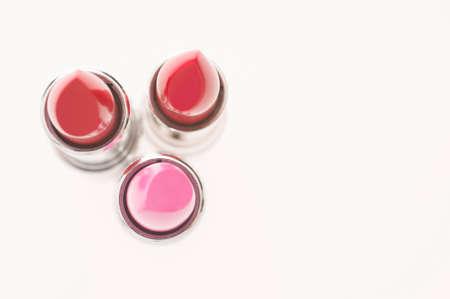 lipsticks Reklamní fotografie