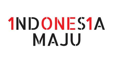 INDONESIA MAJU. HUT RI INDONESIA KE 75. Indonesia 75thIndependence day. Indonesia Merdeka. 1NDONES1A.