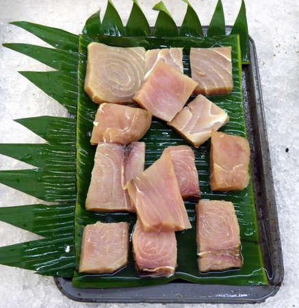 Fresh Fish Meat photo