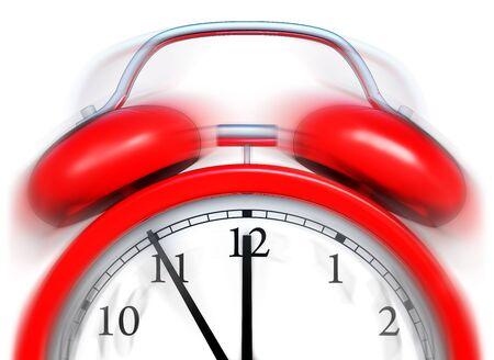 downfall: alarm clock