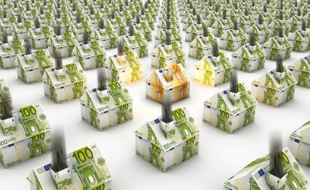 energy savings: cheaper house