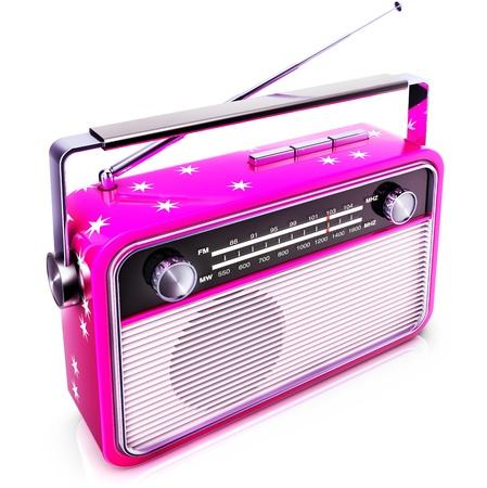 live on air: pink radio