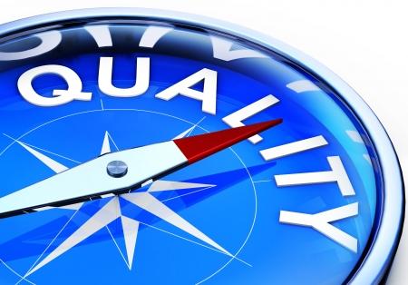 guarantee: quality compass