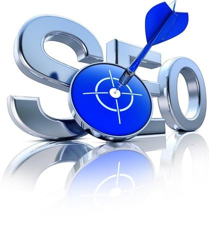 SEO Stock Photo - 20956113