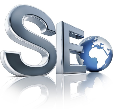 SEO Stock Photo - 20956114