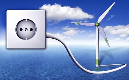 warmness: green energy