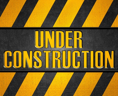 disruption: under construction