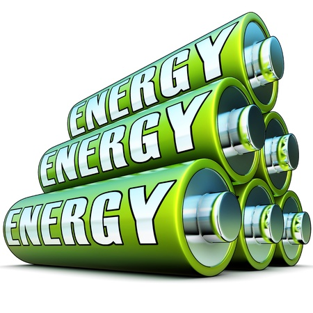 vigorously: green energy