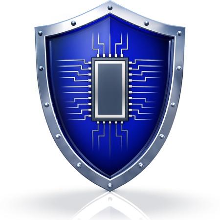 virus informatico: cortafuegos