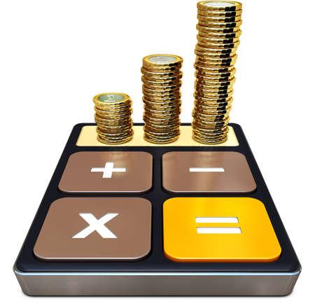 better: making money Stock Photo