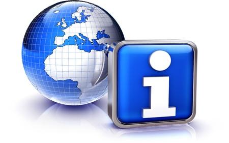 info Stock Photo - 21018508