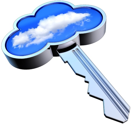 side keys: cloud key