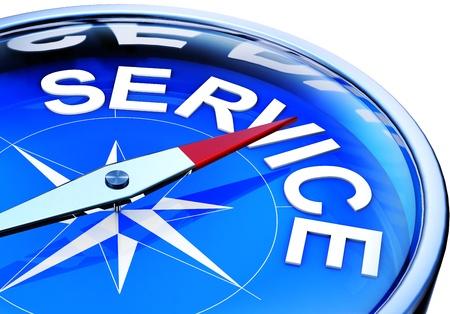 service compass