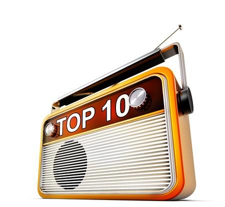 news cast: TOP 10 radio