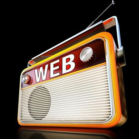 news cast: digital radio