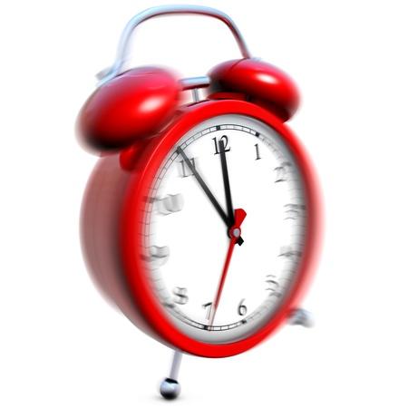 ultimatum: alarm clock