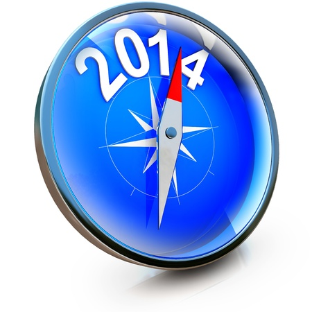 year increase: compass 2014