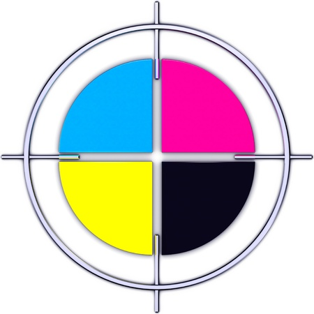 offset: color circle