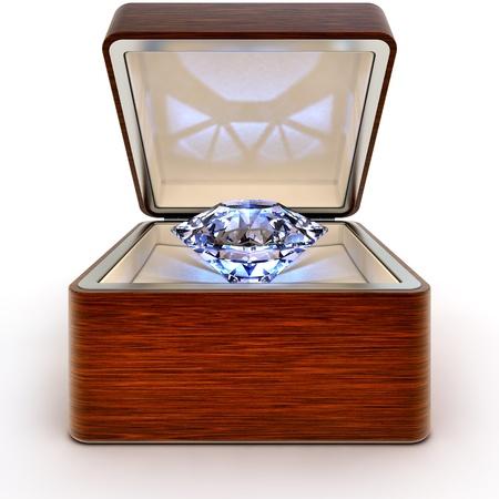 rin: diamond Stock Photo