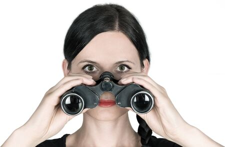 spyglass Stock Photo - 21359525