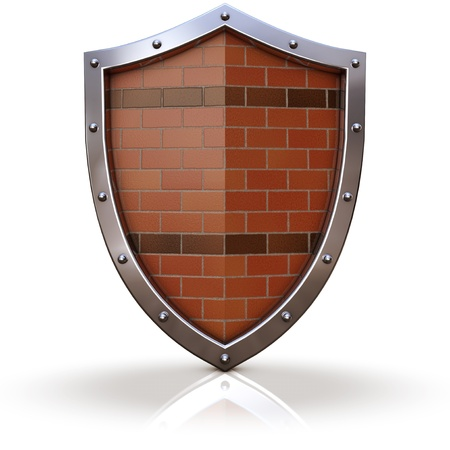 secure site: shield